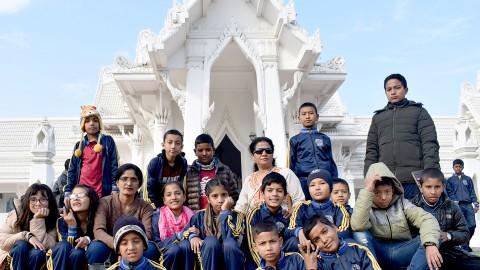 Lumbini Educational Excursion- 2076