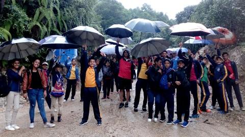 Chisopani Hiking