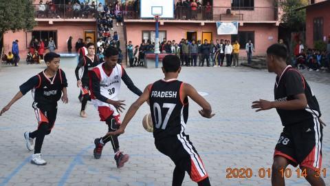 1st @ PEF Basketball 2076