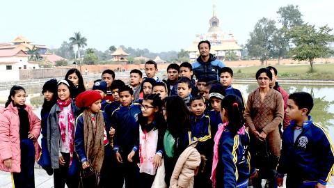 Educational of Lumbini