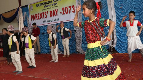 Parents' Day- 2073