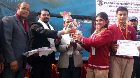 Mokshada Scores 3rd