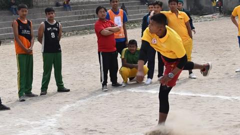 2nd in PEF Sports Meet- 2076